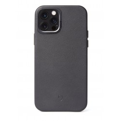 Back Cover Zwart - iPhone 12 Pro Max  Decoded