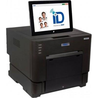 Digitaal Pasfoto Systeem ID Plus met ID600 Printer  DNP