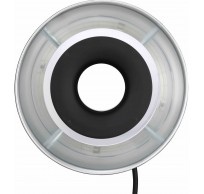 Ring Flash Reflector for R1200 Silver