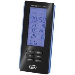 ME-3108-RC verticaal weerstation + ext. sensor zwart