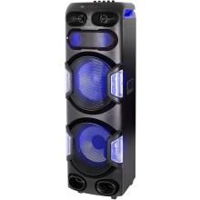 XF-3500-PRO party speaker 300W zwart