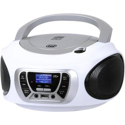 CMP-510-DAB boombox CD/DAB/USB wit  trevi