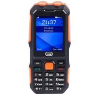 FORTE-70 schokbestendige telefoon zwart