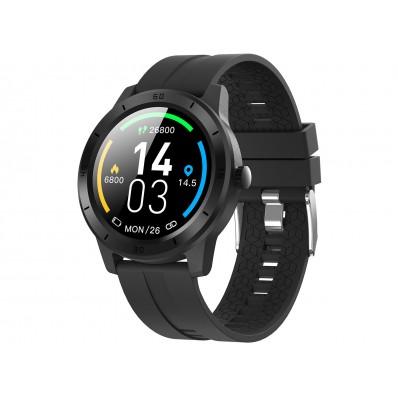 T-FIT-320-GPS smart watch zwart