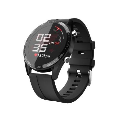 T-FIT-290-HBT smart watch zwart  trevi