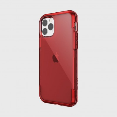 iPhone 11 Pro hoesje Defense Air rood