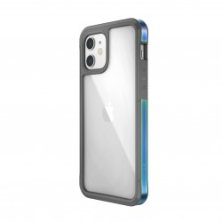 iPhone 12 Mini hoesje Raptic Edge iriserend X-Doria