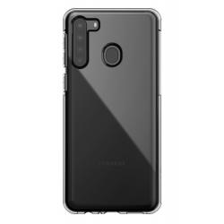 Samsung Galaxy A21S hoesje Defense Clear transparant X-Doria