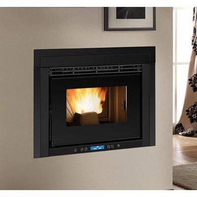 Comfort P70 H49 Zwart  La Nordica - Extraflame