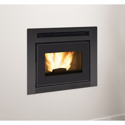 Comfort Idro L80 Zwart  La Nordica - Extraflame