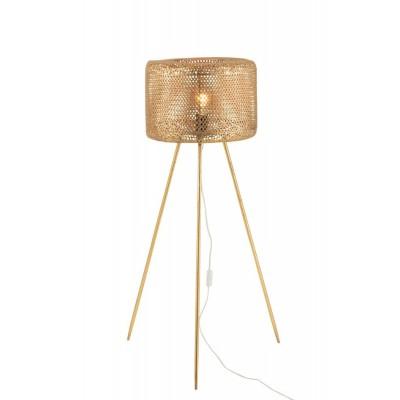 Lamp Driepoot Hoog Metaal Goud Large  Jolipa