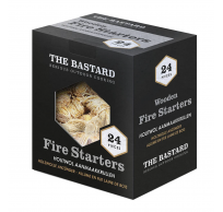Wooden Fire Starters 24st