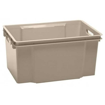 CROWNEST BOX 50L TAUPE 58.7X39X30CM  Keter