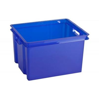 CROWNEST BOX 30L LASERBLAUW 42.6X36.1X26  Keter