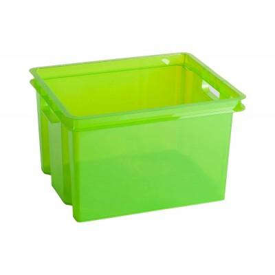 CROWNEST BOX 30L LASERGROEN 42.6X36.1X26  Keter