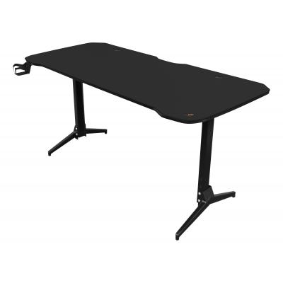 GAM-095 gaming tafel muismat 10 cm verstelbare hoogte zwart  Deltaco