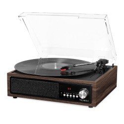 VTA-67-ESP-EU 3-in-1 turntable espresso  Victrola