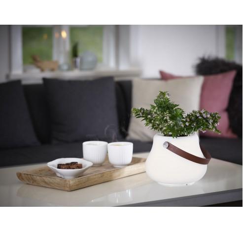 Flowerpot S light set van 3 stuks  Nordic D'Luxx