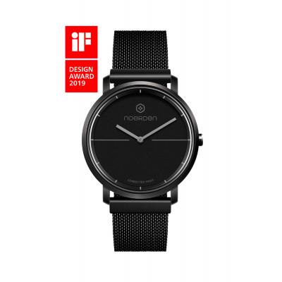 Life 2+ hybride smartwatch zwart  Noerden