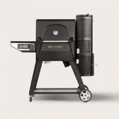 GRAVITY FED 560 DIGITAL CHARCOAL GRILL & SMOKER