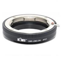 Lens Mount Adapter (Leica M naar Canon M)