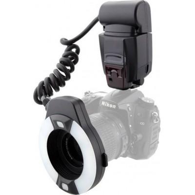 MK-14EXT Macro ringflitser Nikon  Meike