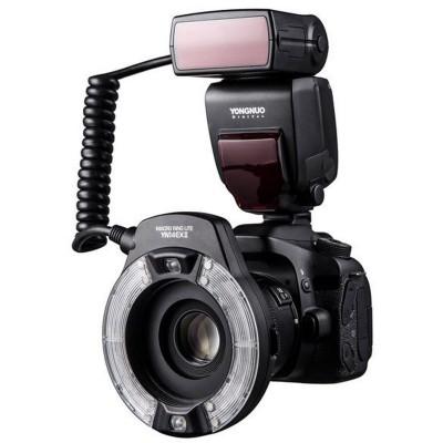 Macro Ring Flash YN-14EX II Canon TTL  Yongnuo