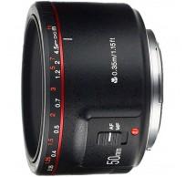 EF YN 50mm f/1.8 II Canon