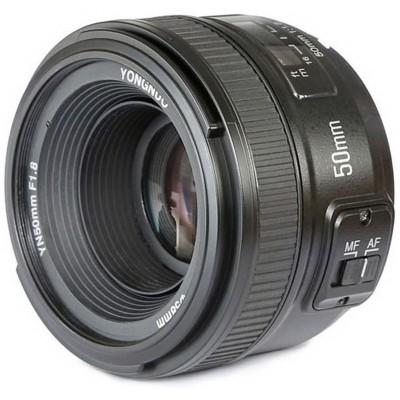 YN 50mm f/1.8 Nikon  Yongnuo