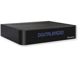Digitale DVB-C radiotuner Quantis
