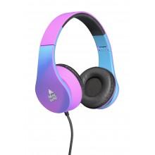Hoofdtelefoon bekabeld on-ear HPH universeel 19 paars