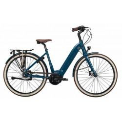 Pearl E Dames 45cm 8V Oceaanblauw Excelsior