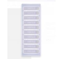 Ijsblokjesvormen voor Chilly's isoleerflessen