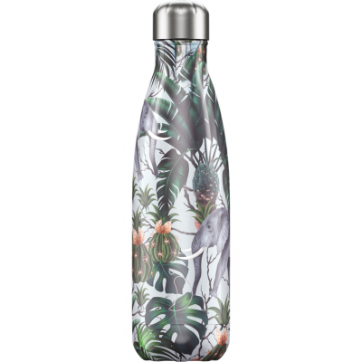 Isoleerfles Tropical Elephant 500ml  Chilly's