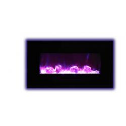 Amantii - wm-fm-34-4423-bg - 86 cm - front zwart glas  Amantii