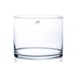 CILINDERVAAS TRANSPARANT D25XH20CM GLAS