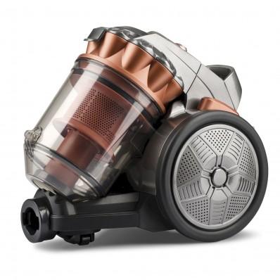 G9000300 Eco Design cycloonstofzuiger 700W zilver/koper