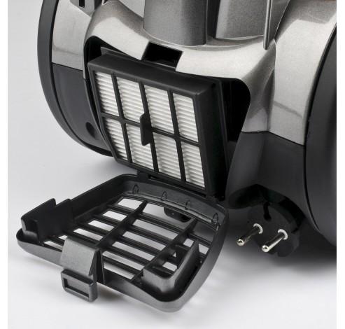 G9000300 Eco Design cycloonstofzuiger 700W zilver/koper  G3 Ferrari