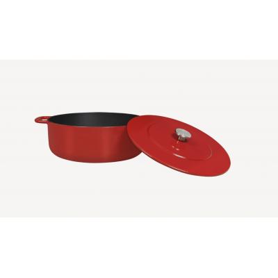 Sous-Chef Dutch Oven Red 28cm  Combekk
