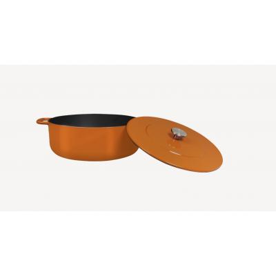 Sous-Chef Dutch Oven Orange 28cm  Combekk