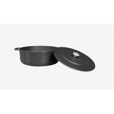 Sous-Chef Dutch Oven Black 28cm  Combekk
