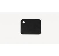 Snijplank black 15x20cm