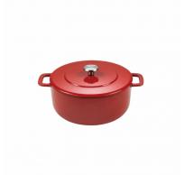 Sous-Chef Dutch Oven 24cm Rood