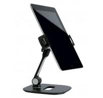 MEDIAstage6 - Aluminium holder for smartphones and tabletszilver