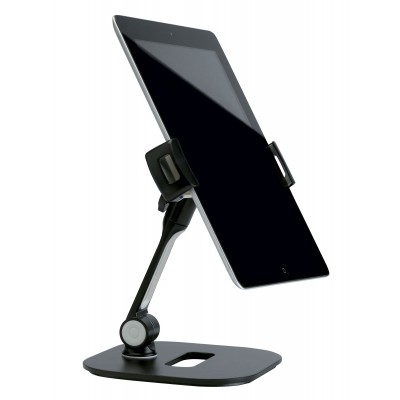 MEDIAstage6 - Aluminium holder for smartphones and tabletszilver  HILEC