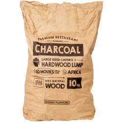 Gamhar houtskool 10 kg   Smokin' Flavours