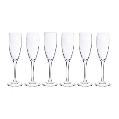 COSY MOMENTS CHAMPAGNEGLAS 19CL SET6  Cosy Moments by Cosy & Trendy