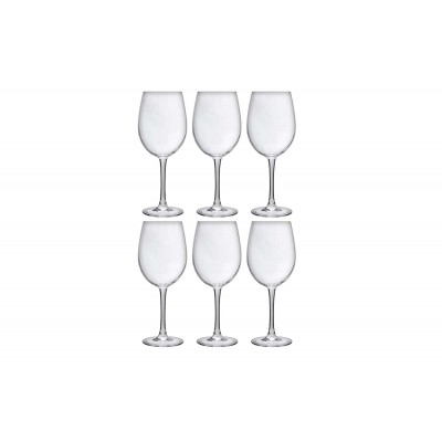 COSY MOMENTS WIJNGLAS 48CL SET6  Cosy Moments by Cosy & Trendy
