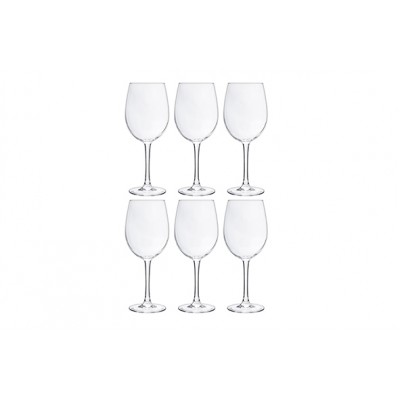 COSY MOMENTS WIJNGLAS 36CL SET6  Cosy Moments by Cosy & Trendy