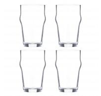 Essentials set van 4 Nonik bierglazen 280ml